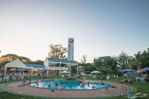 Parque Termal Agua Clara